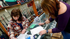 November Was 11th Consecutive Month of Record Firearm Background Checks