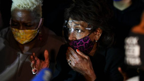 Maxine Waters: Derek Chauvin Must Be 'Guilty, Guilty, Guilty' or We Take to the Streets