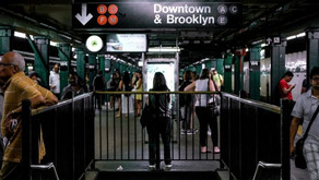 Police Union Tells Embattled New York Subway Riders 'You're on Your Own'
