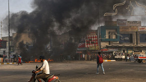 Report: Iraqi Police Open Fire on Protesters, Injuring 111