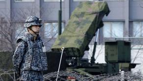 Japan orders SDF to shoot down North Korean missile
