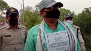 Report: Police in Rural India Force Unvaccinated to Wear Skull and Crossbones Signs