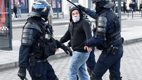 Macron Govt Threatens Third Lockdown If 6 PM Curfew Unsuccessful