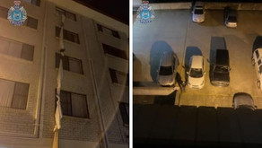 Australian man ties bedsheets together to escape fourth-floor hotel quarantine