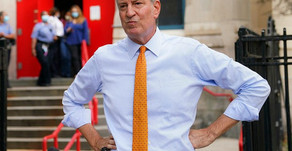 NYC Mayor Bill de Blasio to Furlough Himself, 494 City Employees