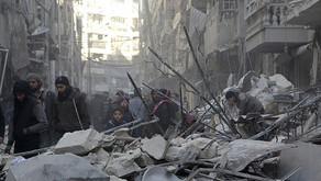 Battle for Aleppo rages on after peace talks suspended