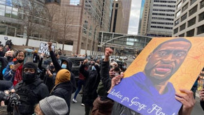 Protesters Take to Streets Following Guilty Verdict in Chauvin Trial