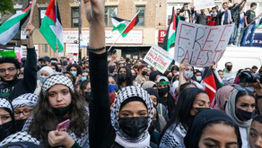 Pro-Palestinian Demonstrators March Across Major U.S. Cities