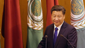 Chinese president declares support for Palestinian state