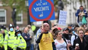 'No Jab, No Job' – UK Firms Set to Make Vaccines Mandatory
