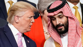 Israel and Saudi Arabia may see the end of Trump as their last chance to go to war with Iran