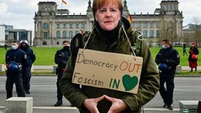 Berlin Bans Anti-Lockdown Protests Despite Allowing Biden-Backed LGBT Pride Parade