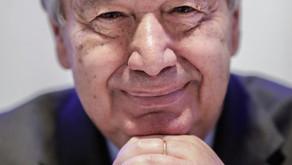 No Going Back: U.N. Chief Guterres Promises 'Rebuilt' World in Coronavirus Wake