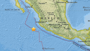 Magnitude-6.9 quake strikes off coast of Mexico, south of Cabo San Lucas