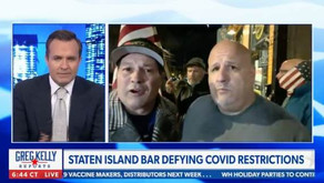 """Cuomo is a Mobster"" – NYC Bar Owner Arrested in Sting Operation For Defying Covid Order"