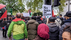 'Zionist Israel = Nazi Germany' — Pro-Palestinian Activists March in London