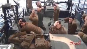 Iran Releases Humiliating Images of U.S. Sailors in Captivity