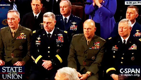 This Is Why The Joint Chiefs Showed Utter Contempt For Obama at SOTU Address