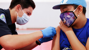 Biden Presses Schools to Hold 'Pop-Up Clinics' to Vaccinate Children 12 and Up