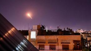 Israeli strike in Syria kills 8 soldiers, war monitoring group says