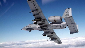 US Air Force keeps A-10 Thunderbolt attack aircraft for possible war with Russia