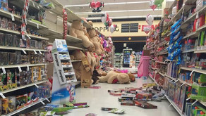 Magnitude-6.8 earthquake in Alaska knocks items off shelves, jolts residents' nerves