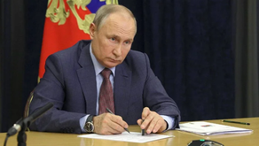 Putin signs law on Russian withdrawal from Open Skies treaty