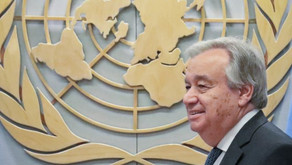 U.N. Chief Guterres Pushes 'Global Vaccination Plan'