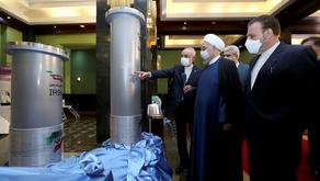 Iran Begins 60 Percent Uranium Enrichment After Natanz Attack, Top Negotiator Says