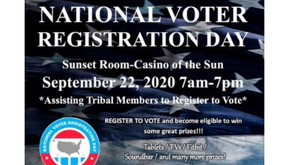Native Americans in Arizona Given TVs, Tablets, Resort Stays for Votes/Registering to Vote