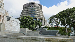 New Zealand: Police Arrest Man for Axe Attack on Parliament