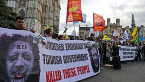 US urges Turkey to stop attacks on Kurdish allies