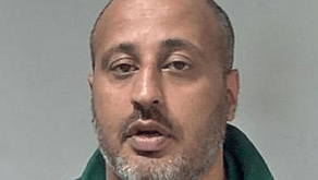 UK: Thug Qamran Ali Choked Chicken, Assaulted Woman, Stamped Child's Face in Crack Rampage