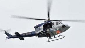 Police Helicopter Orders People Off Beaches, Hovers over Backyards Enforcing Australian Lockdown