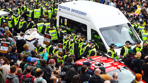Police Release Illegal Migrants from Immigration Enforcement Following Protests