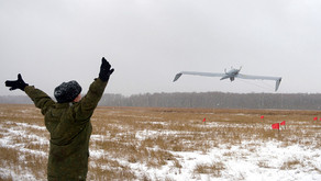 Aerial Revolution: Russia Tests Flamethrower-Equipped Multicopter