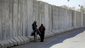 Iraq building security wall around Baghdad