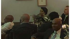 DC Mayor Bowser officiates maskless indoor wedding after reinstated mask mandate