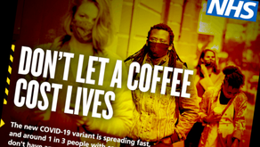 UK Govt Shock Ad Campaign Claims Buying a Coffee, Seeing Friends 'Costs Lives'