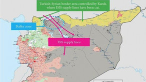 FIGHTING HAS BEGUN !!!! Turkey Shelling into Syria; Directly Attacking Syrian Arab Army and perimete