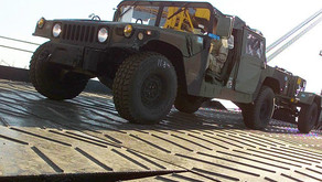 FBI Looking for Armored Military Humvee Stolen from National Guard Facility