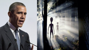 Obama: new religions will arise after contact with aliens