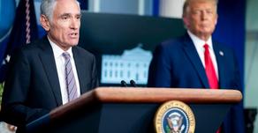 White House Expert Scott Atlas Censored By Twitter