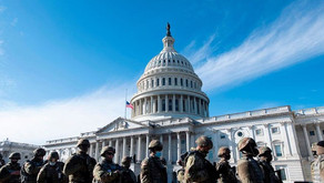 Thousands of National Guard Troops Will Remain on Duty in Capital After Inauguration