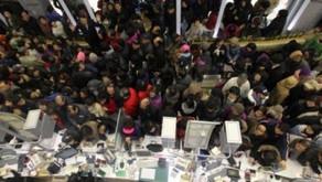 """""""SHEAR PANIC!"""" Bank Runs have begun in Italy!"""
