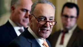 Democrats, Media Panic as Biden's Domestic Agenda Stalls in Congress