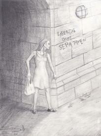 Una's escape