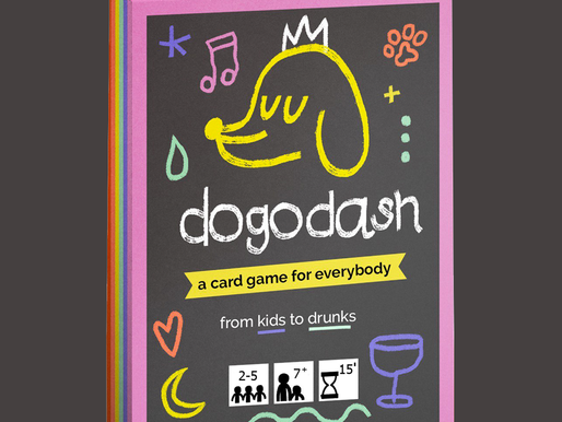 Join DOALG Live while we talk board games with special Guest Talita Rhein