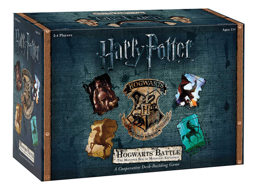 It's Monster time! Grab you wands and prepare to defend yourself...