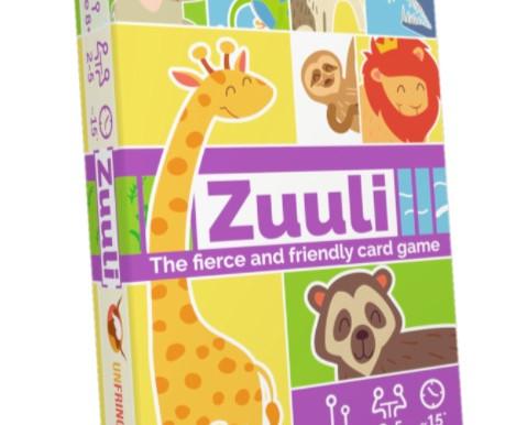 Zuuli - The Fierce and Friendly game?